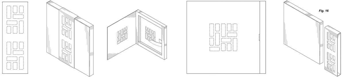 US Patent D708055 | Issued 7/1/2014 | MX-4102